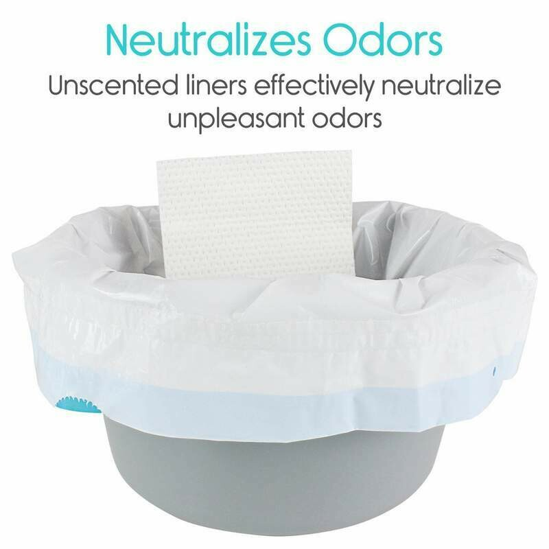 Commode Liners 48ct.