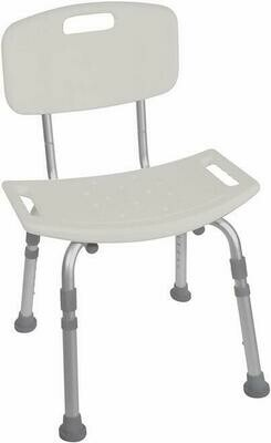 DRIVE MEDICAL Shower Chair Without Arms