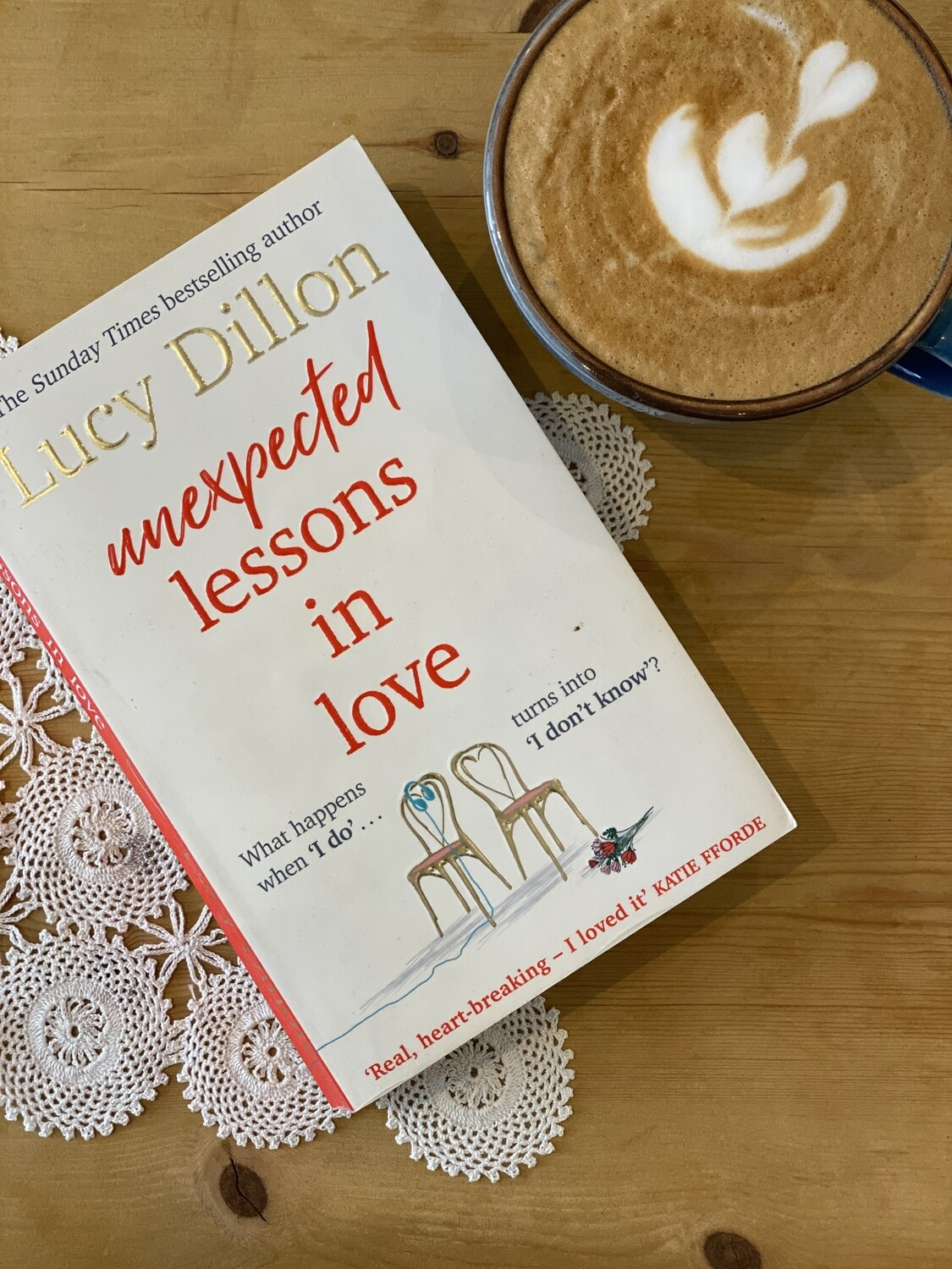 Unexpected Lessons in Loce Lucy Dillon
