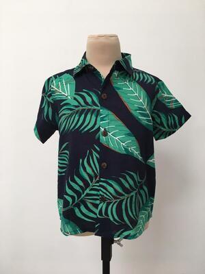 Boy's Kids Casual Viscose Shirt - 1001