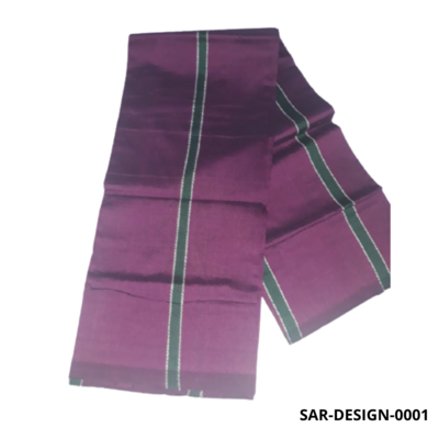 Handloom Sarong - Design 0001