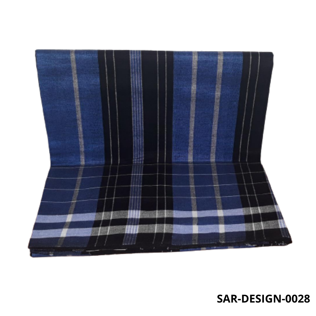Handloom Sarong - Design 0028