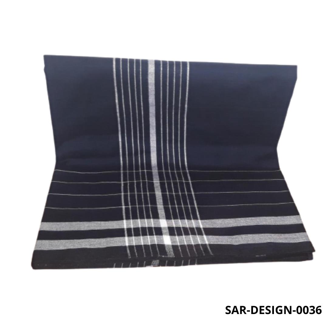 Handloom Sarong - Design 0036