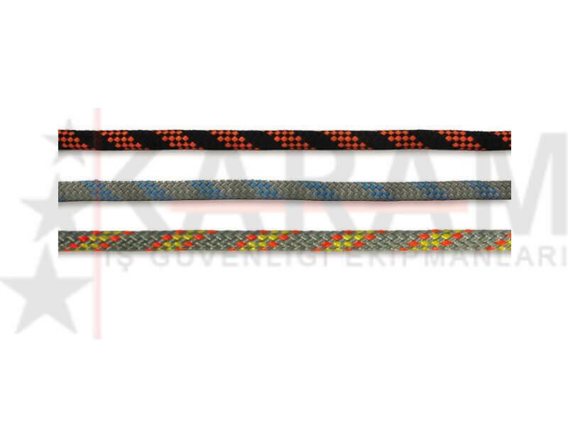 KH34 полиэфирная 12 мм статическая веревка.