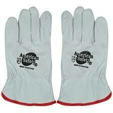 D220 DRIVER GLOVES - Кожаные перчатки