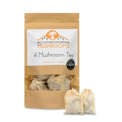 4 Mushroom Tea