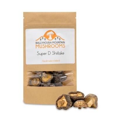 Super D Shiitake
