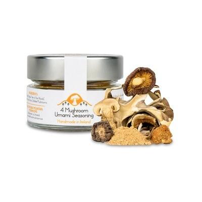 4 Mushroom Umami Seasoning