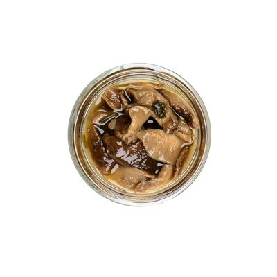 Fermented Sliced Shiitake Mushrooms