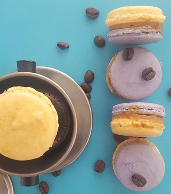 French Macarons - Asian-Inspired Collection
