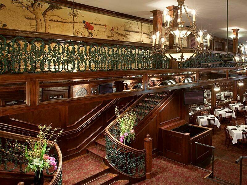 Wine & Jazz 'Supper Club' Dinner at Del Frisco's or Mastro's