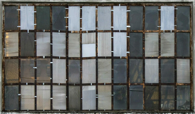 Industriële Ramen 150 x 90 cm