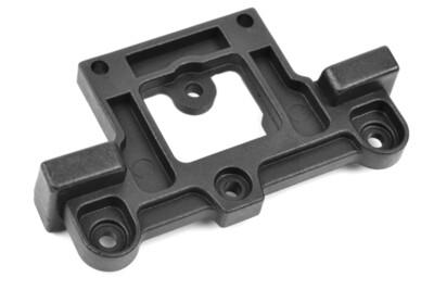 Team Corally Arm Holder - Steering Deck - V2 - Composite - 1 pc