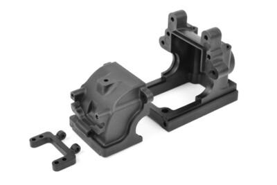 Team Corally Gearbox Case Set - Composite - 1 Set