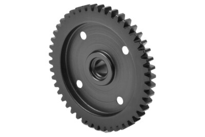 Team Corally Spur Gear 46T - CNC Machined - Steel - 1 pc