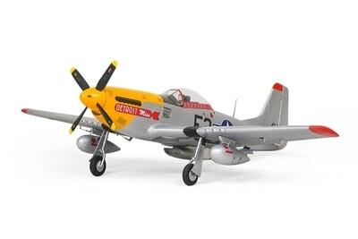 Arrows P-51 Mustang 1100mm PNP V2
