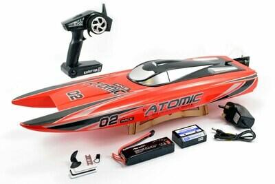 Volantex Racent Atomic SR70 rood RTR