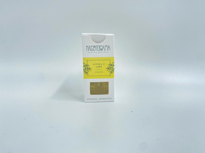 HP Nasoterapia Essenza Aromatica Litsea e Lime-vivacità 15ml