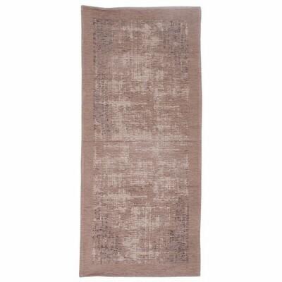 Tappeto Collezione Vita 65x150 cm Rosa Blanc Mariclò
