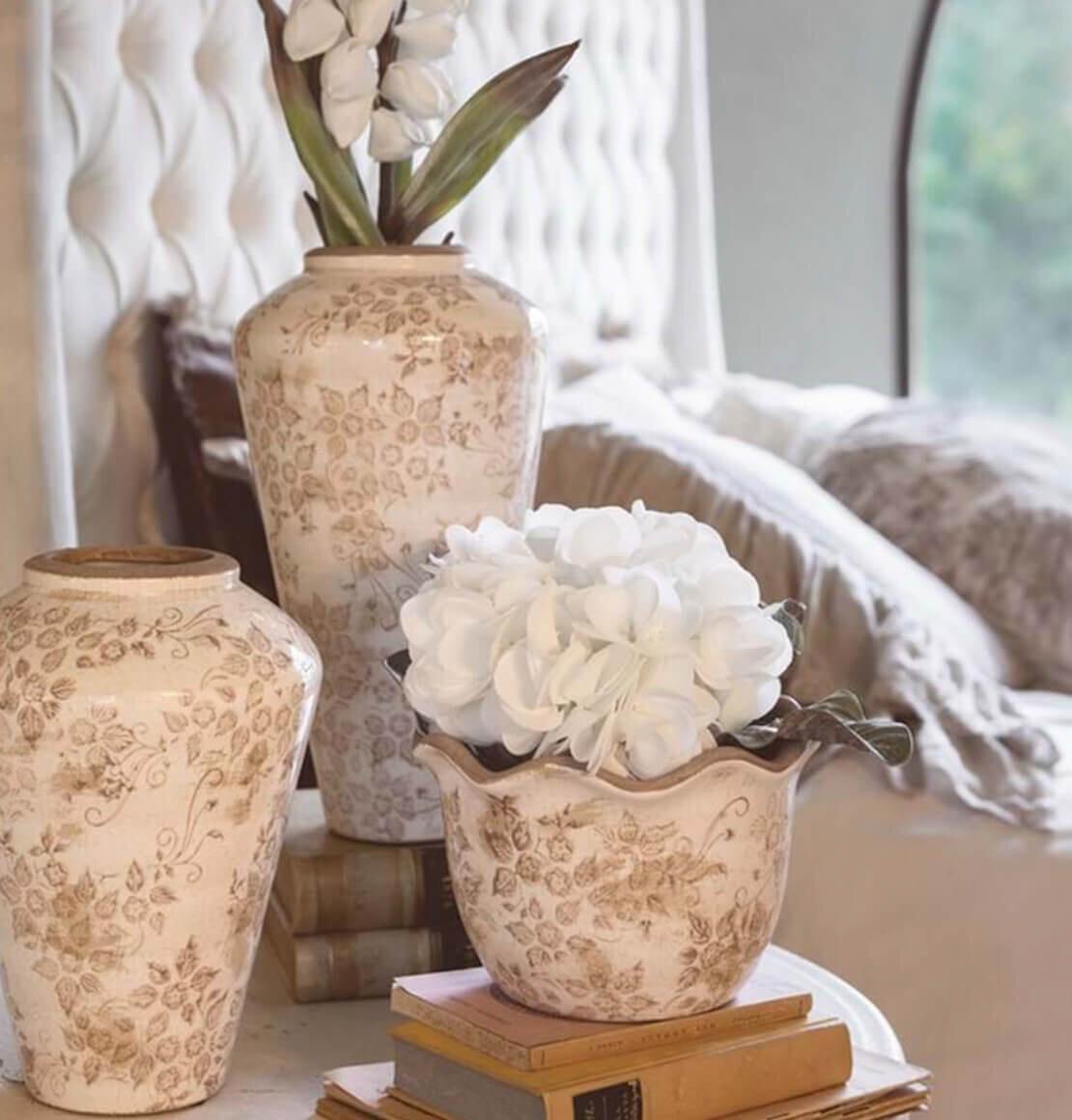 Vasi in ceramica vintage Collezione Kreisleriana