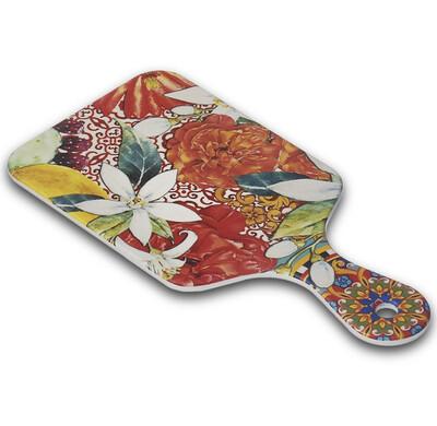 Tagliere in ceramica 25x12,5 Linea Taormina Henriette