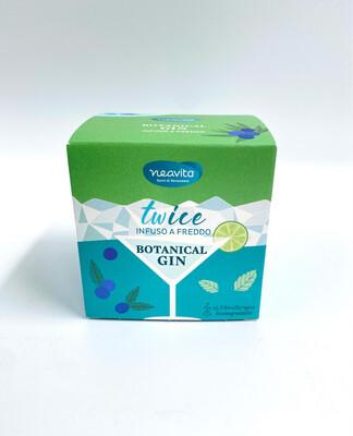 Twice-infuso a freddo Botanical Gin 15 Filtri scrigno- Neavita