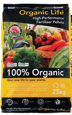 Organic Life Pellets