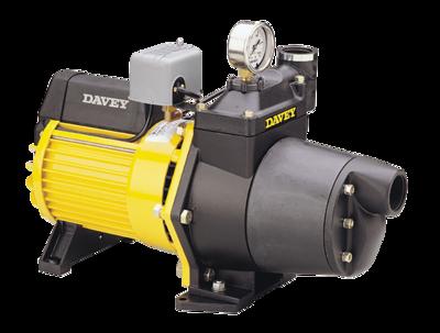 Davey 095S1 Shallow Well Pump System