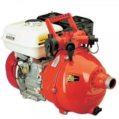 Davey 5265H Honda GX200 Twin Impeller Firefighter Pump