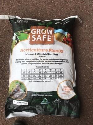Horticulture Plus GS