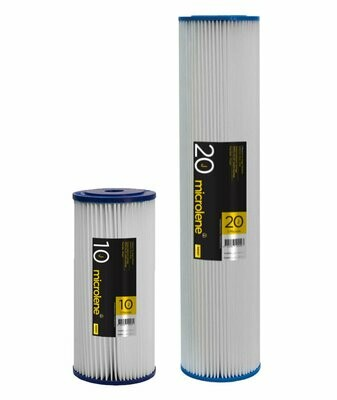 Microlene - Pleated Filter Jumbo