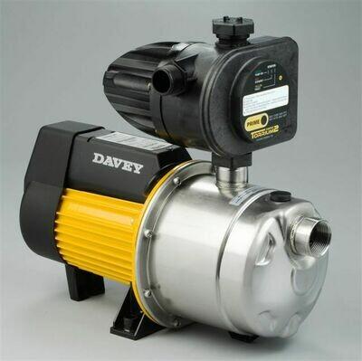 Davey HM60-08T Home Pressure System With Torrium 2 Pressure Controller
