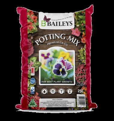 Baileys Premium Potting Mix