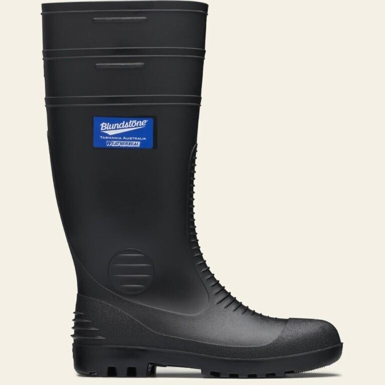 Blundstone Unisex Gumboot - Black
