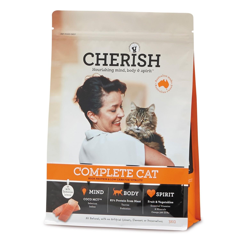 Cherish Cat Adult Dry Food 3kg