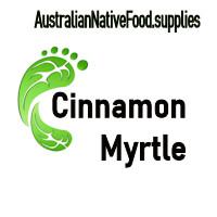 Cinnamon Myrtle Flakes 1kg