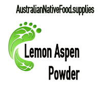 Lemon Aspen Powder 1kg