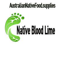 Native Blood Lime Chips 1kg