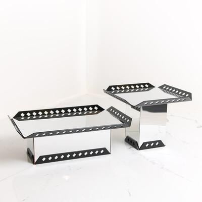 Buffet Stand Set - Black