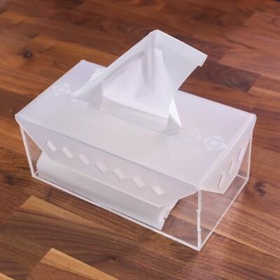 Tissue Box - White
