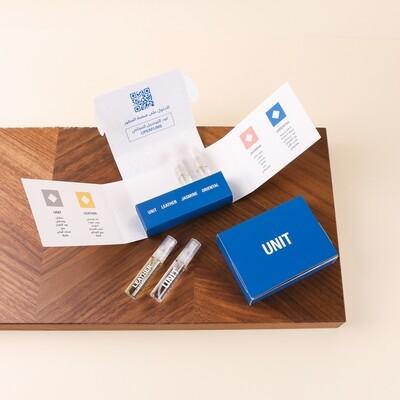 Unit Perfumes' Samples - FREE