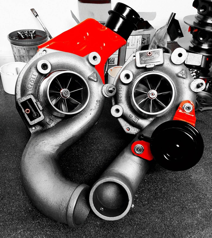 Rs6 4b/c5 Upgrade Turbolader LDK600