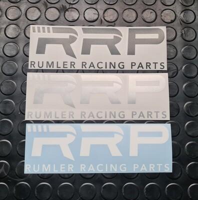 RRP RumlerRacingParts Aufkleber
