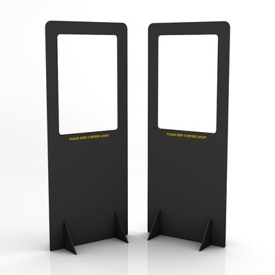 Full Size Standing Screen Guard