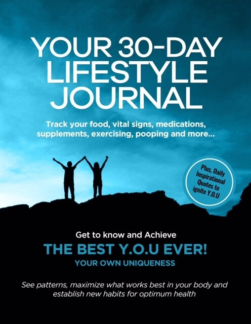 Your 30 Day Lifestyle Journal