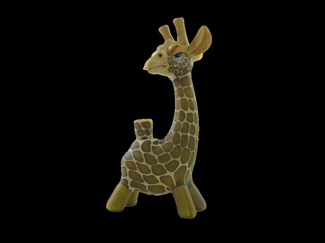 Matt Robertson Green Giraffe