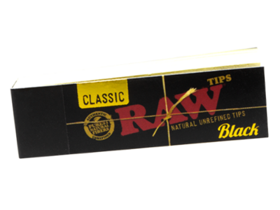 Raw Tips Black