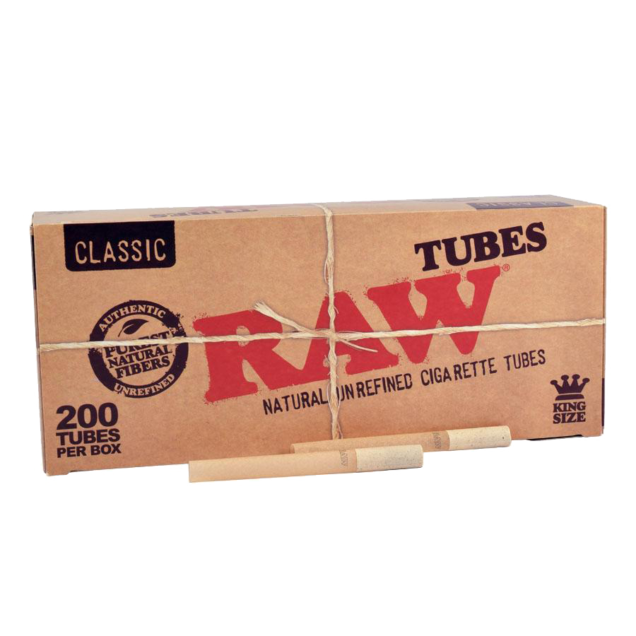 RAW Rolling Papers Tubes