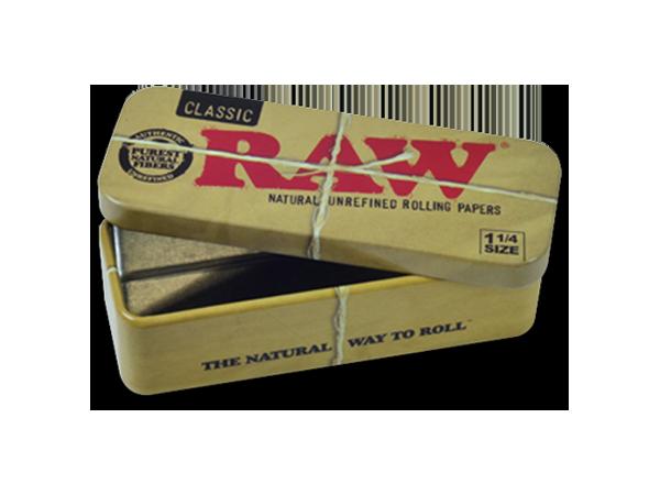Raw Roll Caddy King Size