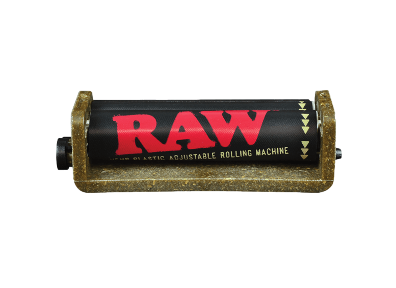 Raw Two-Way 70mm Hemp Plastic Roller